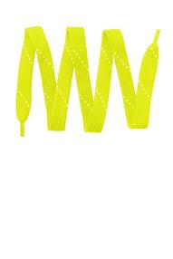 Neon Yellow/ White